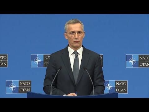 Столтенберг: Беларусь – партнер НАТО, мы ценим это партнерство. Конференция по безопасности, Мюнхен