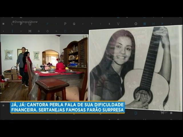 """Cantora Perla explica reclusão: """"É o meu mundo!"""""""
