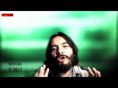 TJ9. CLIP DE IT presentado en el estreno de Annabelle creation!!