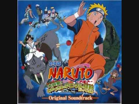 Naruto Movie 3 OST - Promise ~Hero of the Moon Country~