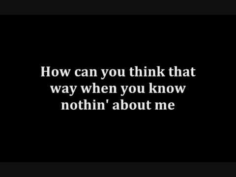 Dont Be Afraid by Elliott Yamin with lyrics