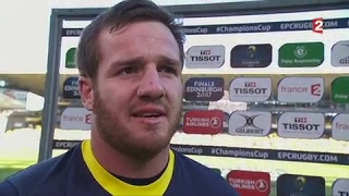 Camille Lopez (ASM Clermont) :