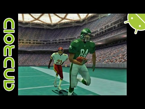 NFL Quarterback Club 2000 | NVIDIA SHIELD Android TV | Mupen64Plus FZ Emulator [1080p] | Nintendo 64