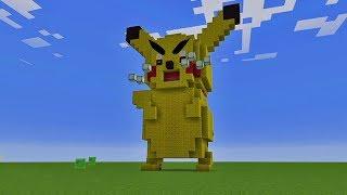 PIKACHU IS DE SLECHTERIK?! - Minecraft Map van een Kijker