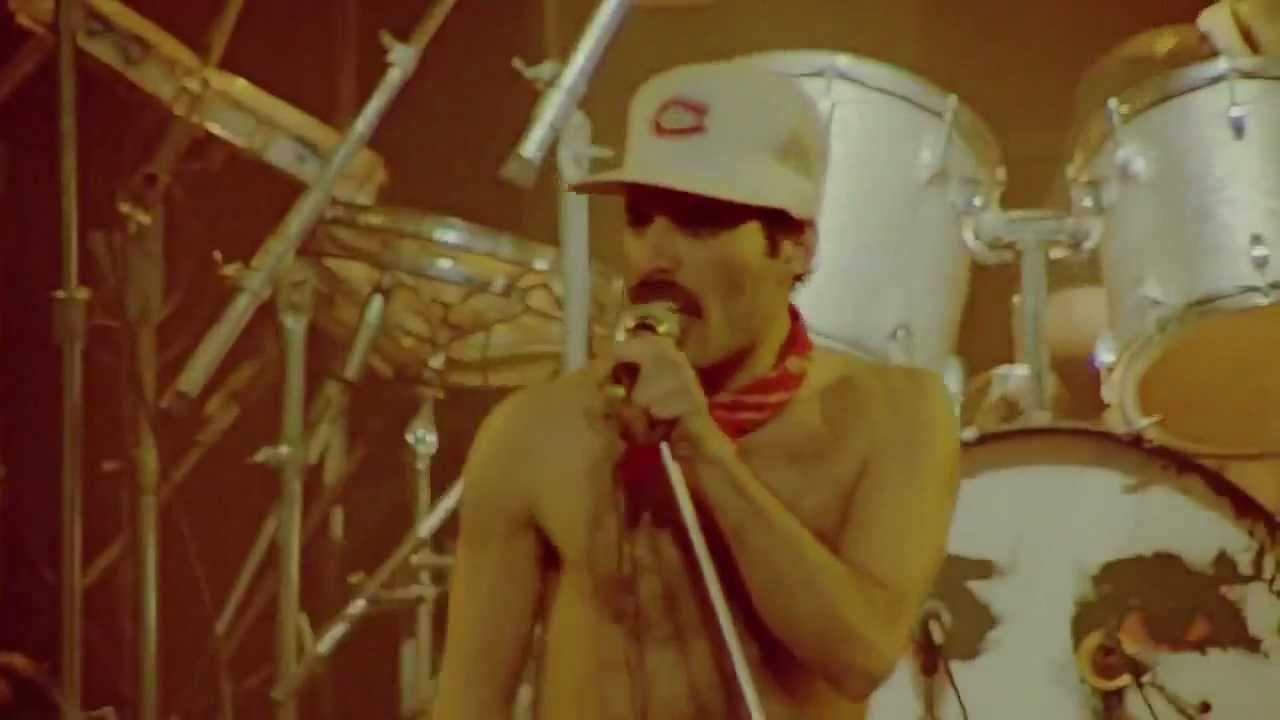 Queen Another One Bites The Dust Live Rock Montreal Hd