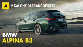 BMW Alpina B3 Touring | Lusso e vitamine