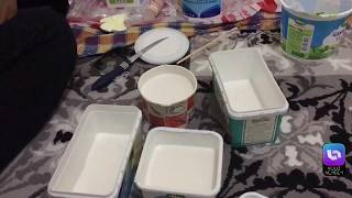 evde silikon kalıp yapımı (kokulu tas) RTV-2 kalıp silikonu ile amatör  - mold making