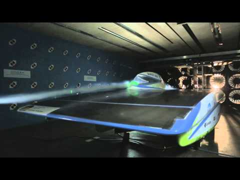 Wind Tunnel Testing at Onera (Team 6)