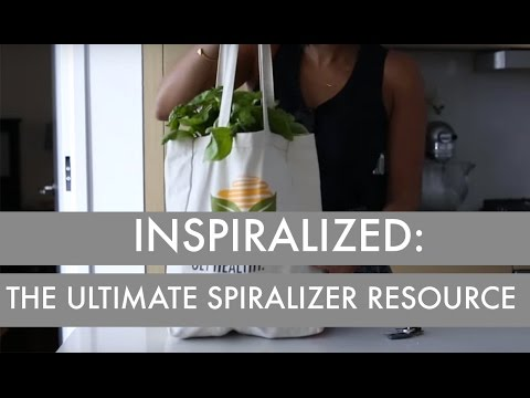 Inspiralized: The Ultimate Resource for Cooking Healthfully with the Spiralizer