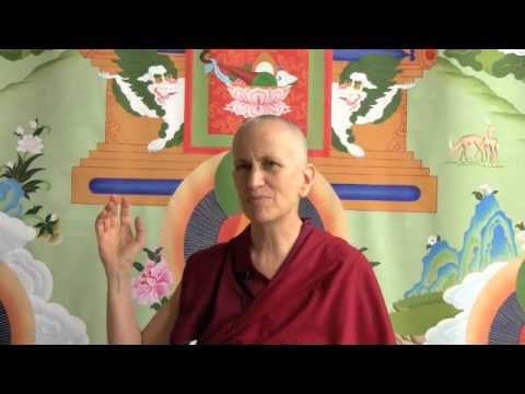 Working with the Tara sadhana