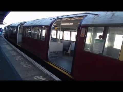 Isle of Wight Island Line Trains 6 June 2015