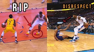 "NBA ""Man Down"" Crossovers (SIT DOWN!)"
