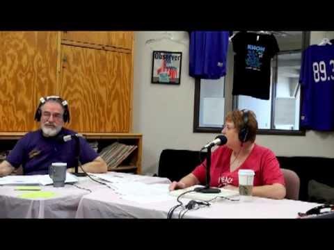Knon 893, Workers Beat 2013.05.11 with Gene Lantz  &  Bonnie Mathias