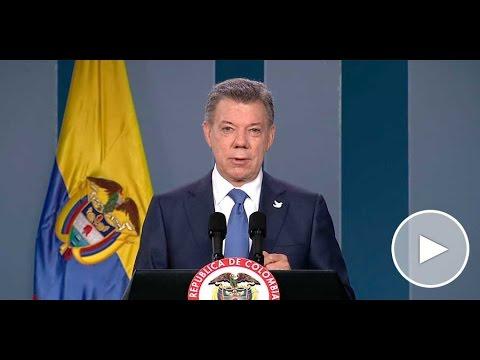 Declaración del Presidente Juan Manuel Santos - 5 de octubre de 2016
