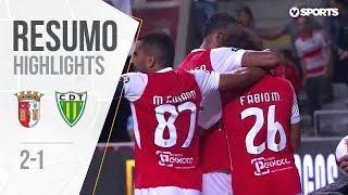 Highlights   Resumo: Sp. Braga 2-1 Tondela (Allianz CUP #1)
