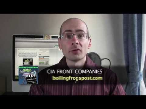 CIA Front Companies