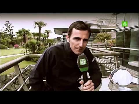 Fernando Alonso tomas falsas, trucos de magia y su exposicion en Madrid.