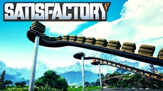 Satisfactory #11 | Hoch hinaus | Gameplay German Deutsch thumbnail