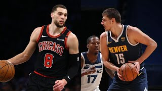 The Chicago Bulls Win A HUGE Game | Nikola Jokic for MVP?