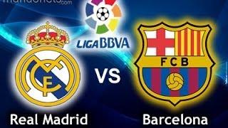 PARTIDO: FC Barcelona Vs Real Madrid CF _Por DeLink FIFA 14