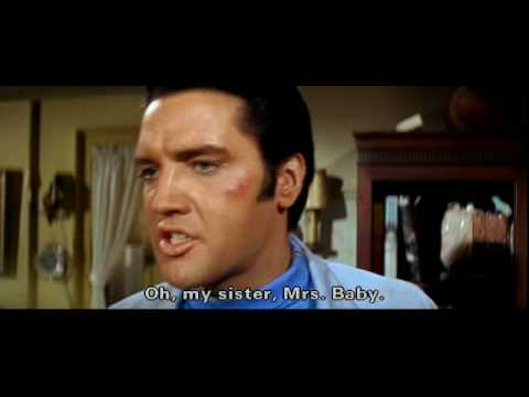 """Elvis Presley - Scene from """"Live A Little, Love A Little"""", MGM 1968"""