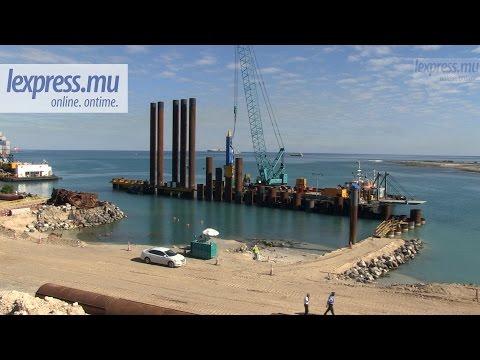 Un port aux normes internationales d'ici 2017