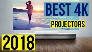 Best 4K Projectors of 2018