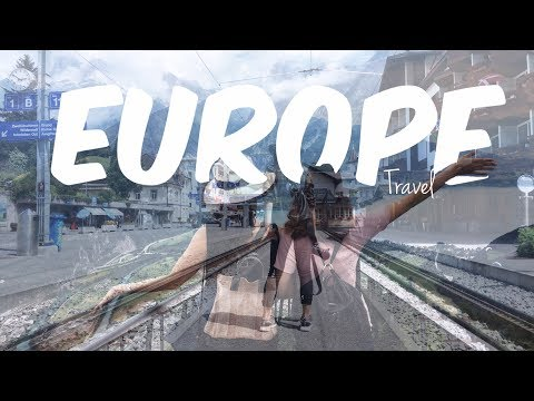 Europe Travel Video | iPhone 6s + | DJI Osmo Mobile