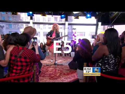 Tori Kelly's Best Live Belts | B4-G5