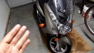 2015 Yamaha Smax Update First Service and 2,000 Mile Review