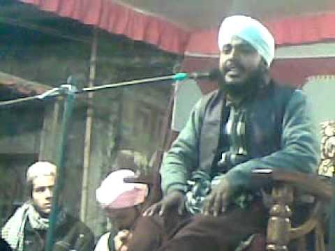 Hajarat Maulana Hasnain Raza sahab Barelvi Nepalgunj part 2
