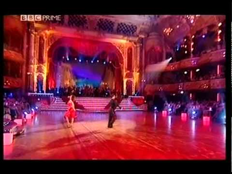 Strictly Come Dancing  Jill Halfpenny & Darren Bennett  Freestyle   Series 2  11. December 2004