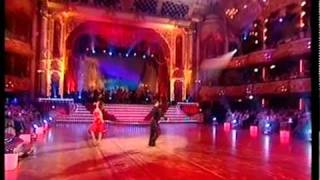 Strictly Come Dancing - Jill Halfpenny & Darren Bennett - Freestyle -  Series 2 - 11. December 2004