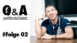 Q & A #02 (Affinity Photo, Bekannter werden, Datensicherung, Nachtfotografie)