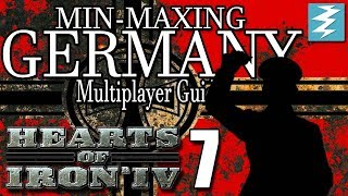 REPLYING TO COMMENTS [7] MULTIPLAYER GERMANY - Hearts of Iron IV HOI4 Paradox Interactive