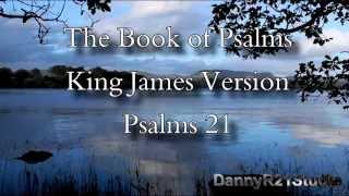Psalms 21 King James Version