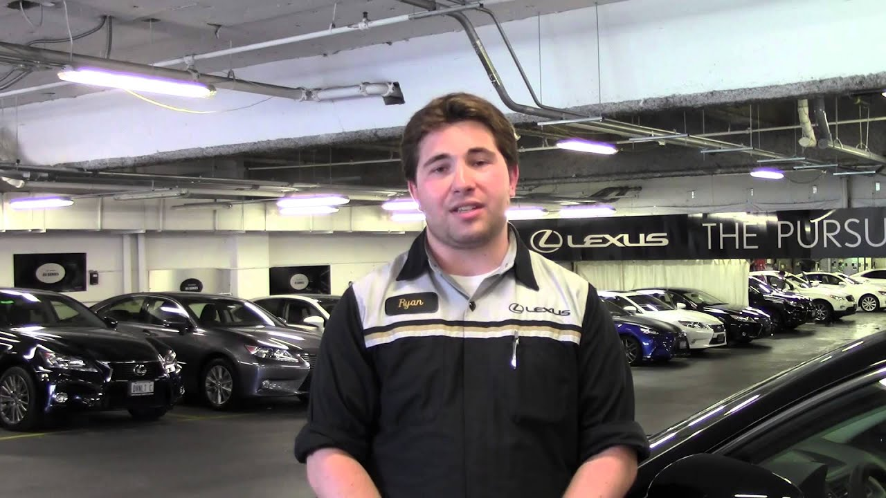 Do I have to service my new vehicle at a Lexus Dealer? - Don Valley