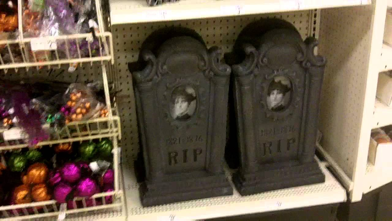 halloween stuff at michaels arts and crafts youtube - Halloween Decorations Michaels