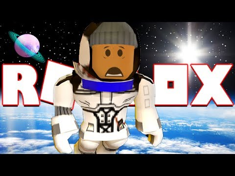 ESCAPE OUTER SPACE IN ROBLOX