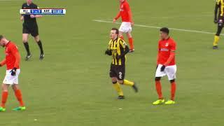 Samenvatting Rijnsburgse Boys - Katwijk (1-2) | VVKatwijkTV