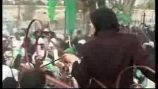 Gazans clash with Egyptian police at Rafah - 22 Jan 08 thumbnail