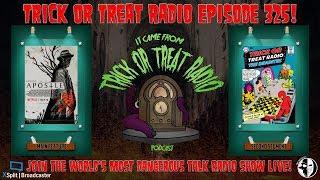 Trick or Treat Radio Episode 325 - Apostle Film Discussion