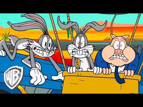 Wabbit en Français | Bugs Bunny sur la route