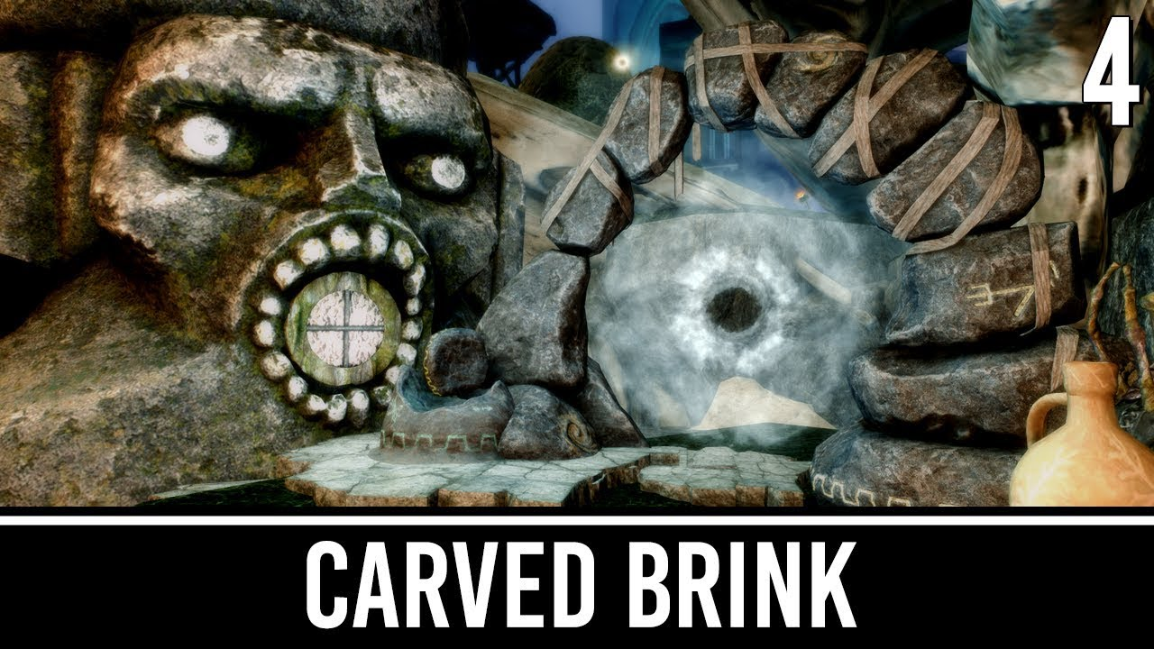 Skyrim Mods: Carved Brink - Part 4
