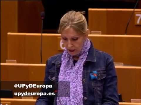 Becerra (UPyD) pide a la UE actuar contra el matrimonio forzado y la violencia contra las mujeres