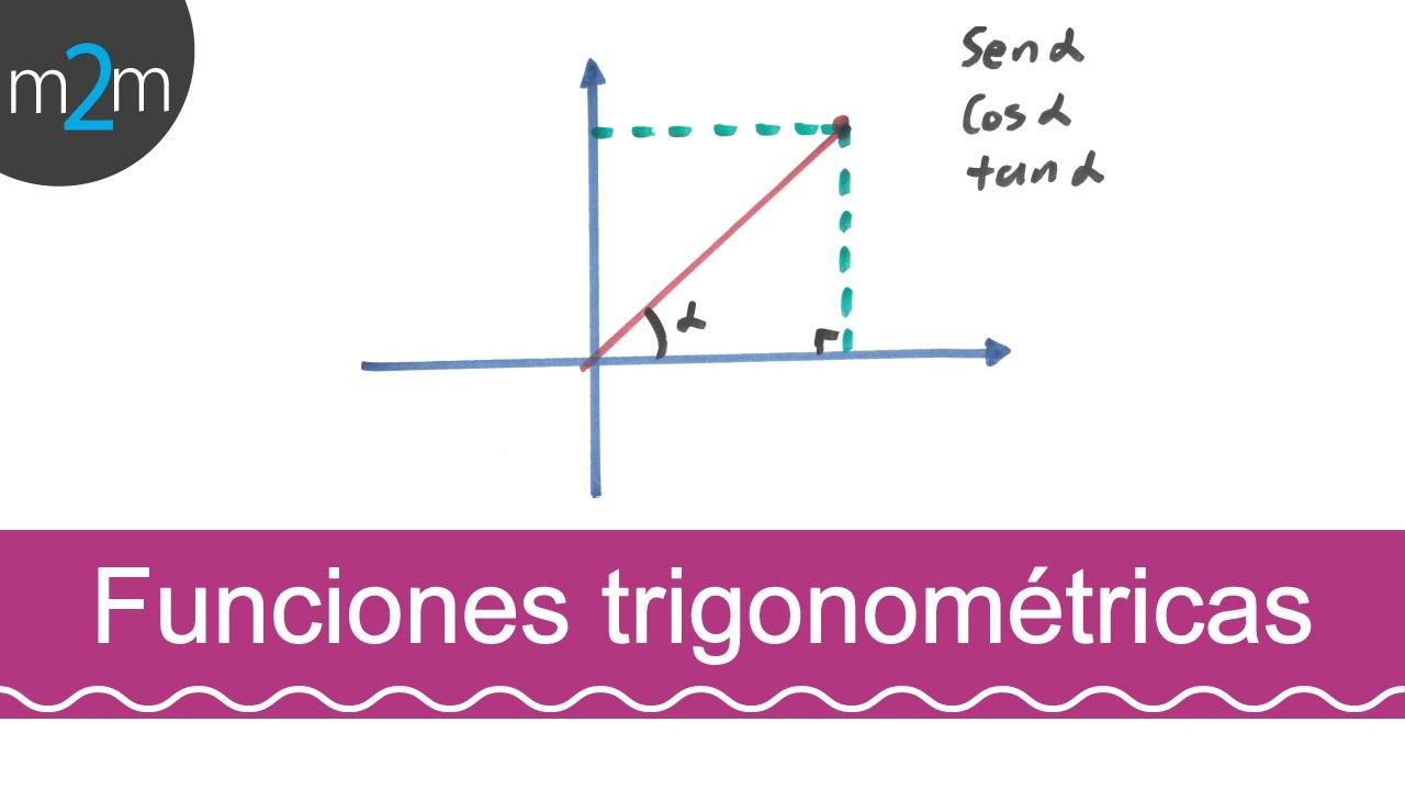 Funciones trigonomtricas en el plano cartesiano youtube funciones trigonomtricas en el plano cartesiano ccuart Images
