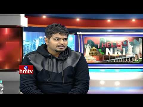 Singer Saketh Exclusive Interview | Breathless Telangana Song | Hello NRI | HMTV