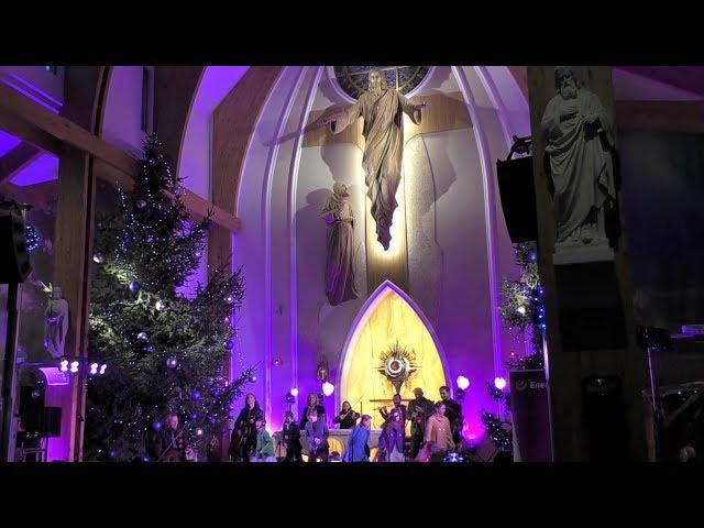 ARKA NOEGO - koncert kolęd w Parafii pw. św. Ojca Pio w Gdańsku (14.01.2018)