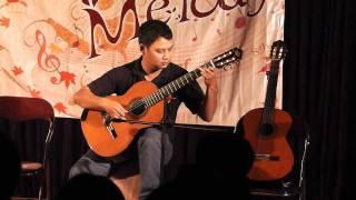 Guitarist Lê Hùng Phong - Kalinka (nhạc Nga) (Autumn Melody của FGC )