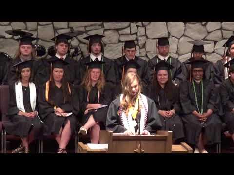 2018 Dewar High School Graduation